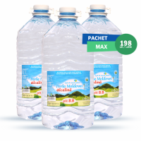 Pachet MAX apa Perla Moldovei