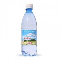 Apa alcalina Perla Moldovei 0.5 litri