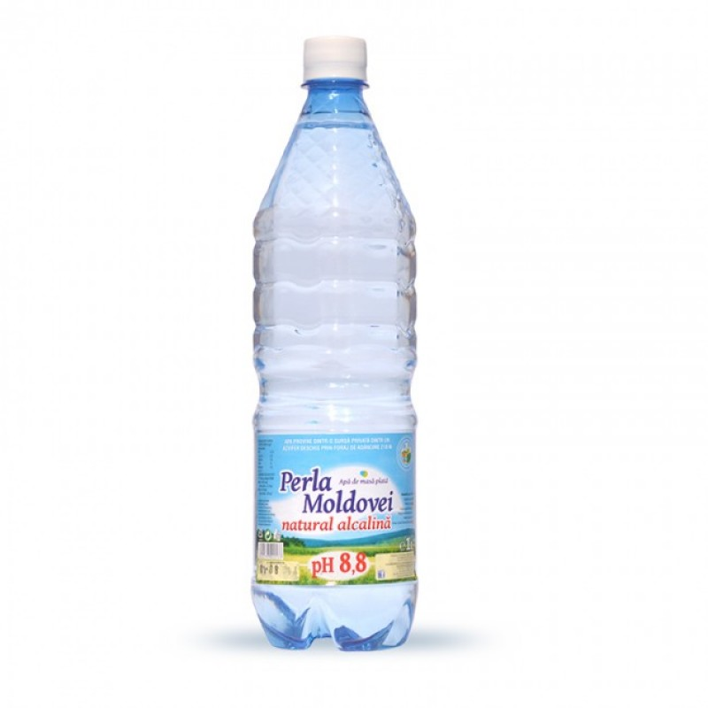 Apa alcalina Perla Moldovei 1 litru